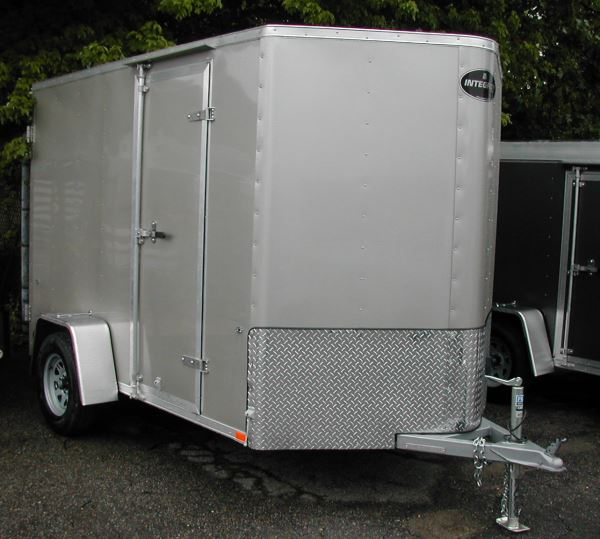 INTEGRITY TRAILERS TL 6X10-V  *Commercial Grade* 6' x 10' Vee