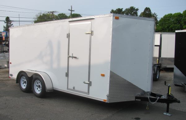 INTEGRITY TRAILERS WW 7X14 7' x 16' Vee