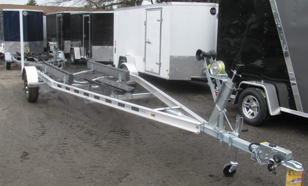 17 Venture Commander 3100 Boat Bunk Trailer