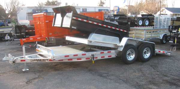 LOAD RITE EQPT-2014000B2 16 ft Plus 4 ft of Stationary Deck