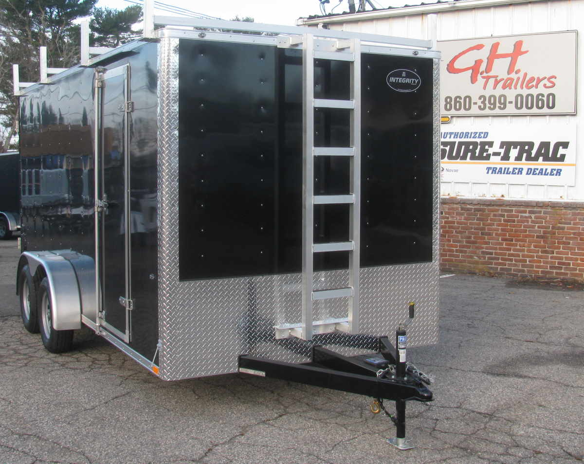 INTEGRITY TRAILERS HL-7x16-T   Commercial Grade 7' x 16'