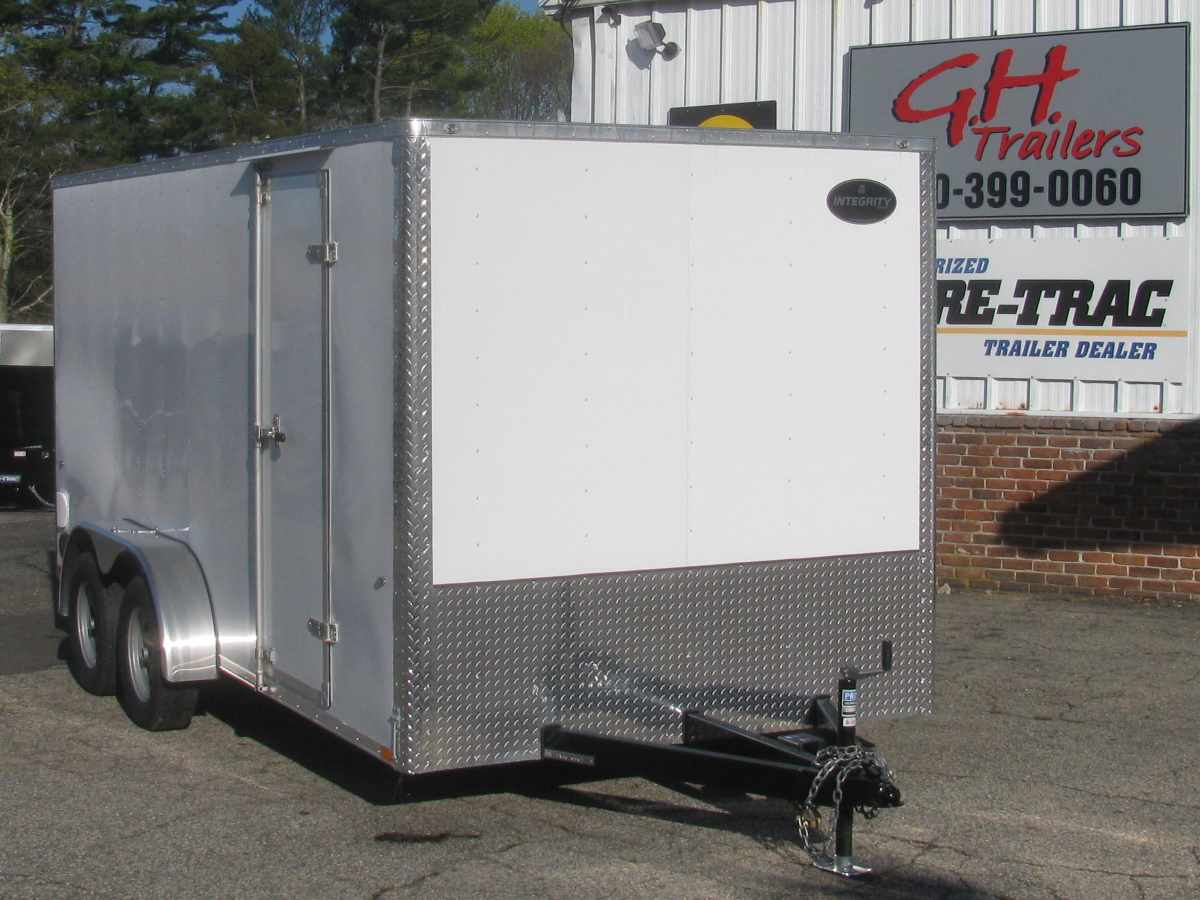INTEGRITY TRAILERS HL-7x16-T  * Commercial Grade * 7' x 16'