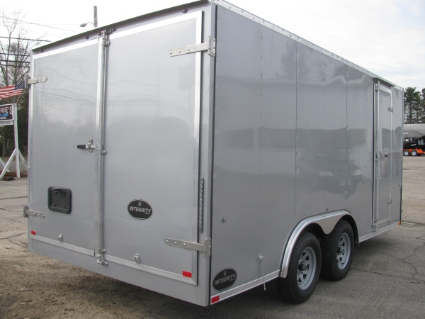 INTEGRITY TRAILERS HL 8 X 16 T 8' X 16'